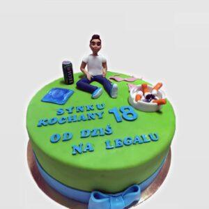 Tort 3D (dowolne kształty)